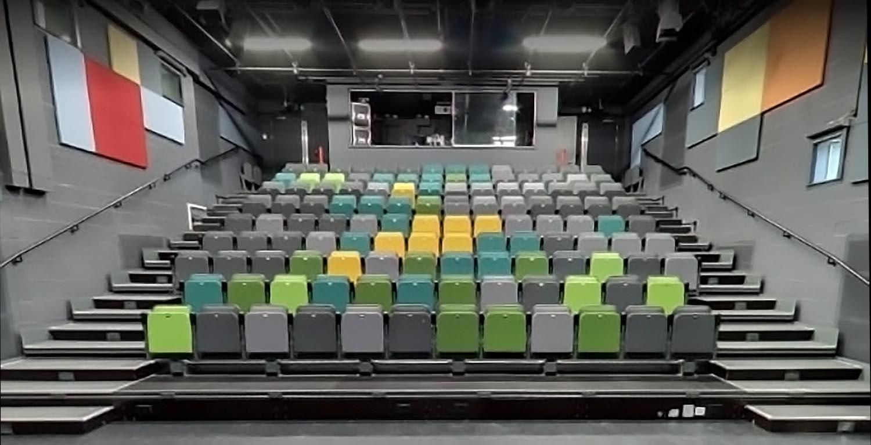 Pegasus Theatre Auditorium